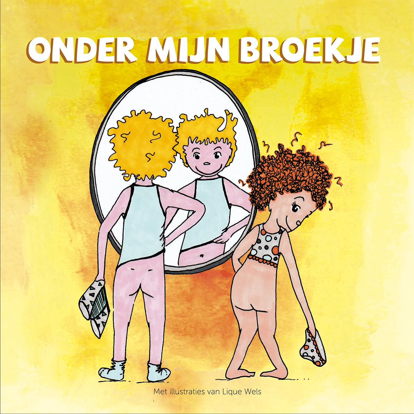 Cover van het boekje Ondermijn broekje